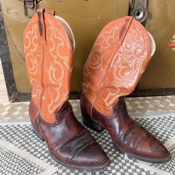 Men's Pistolaro Made in Mexico Cowboy Boots